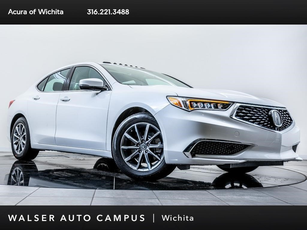 New 2019 Acura TLX 2.4 P-AWS, BT, CarPly, And Auto, Ln Kp FWD 4dr Car