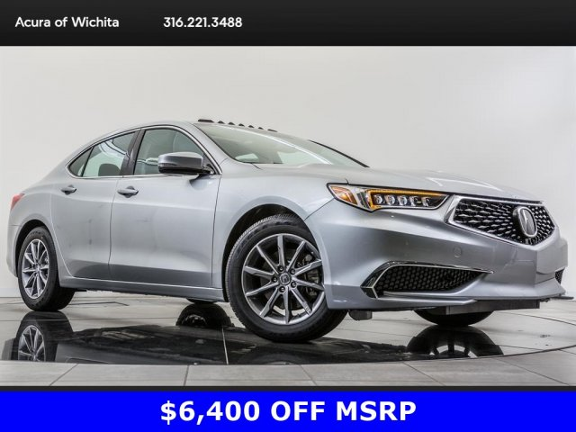 Pre-Owned 2019 Acura TLX 2.4 Tech P-AWS, BT, CarPly, Nav, Blnd Spt