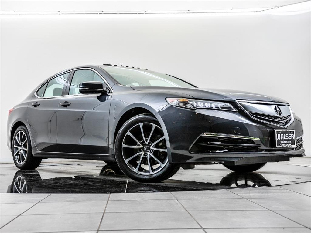 Pre-Owned 2016 Acura TLX SH-AWD Tech Package