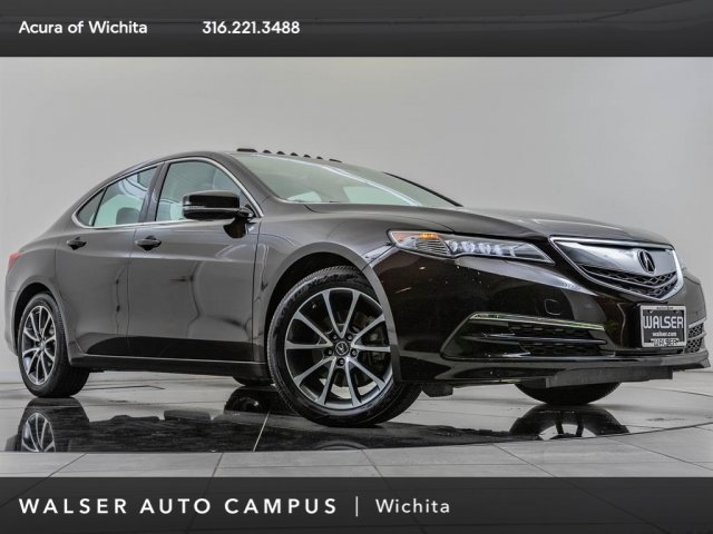 Pre-Owned 2016 Acura TLX SH-AWD, Tech Package