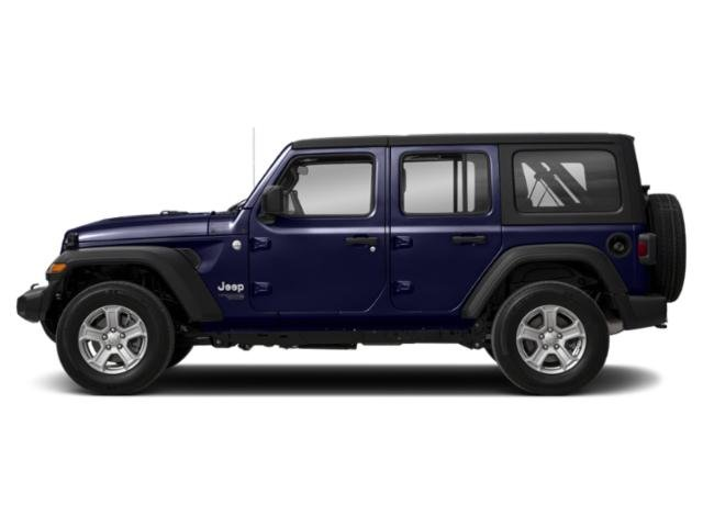 New 2019 Jeep Wrangler Unlimited JEEP WRANGLER UNLIMITED SPORT 4WD