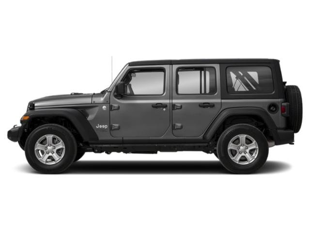 New 2019 Jeep Wrangler Unlimited 2019 JEEP WRANGLER UNLIMITED SAHARA 4DR SUV 118.4 WB 4WD