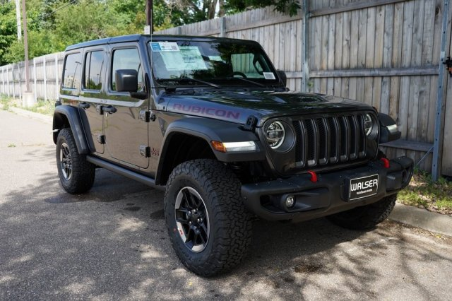 New 2019 Jeep Wrangler Unlimited JEEP WRANGLER UNLIMITED RUBICON