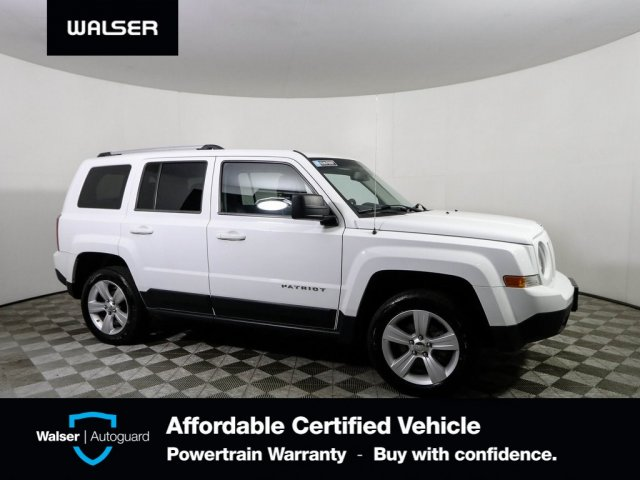 Pre-Owned 2012 Jeep Patriot Limited