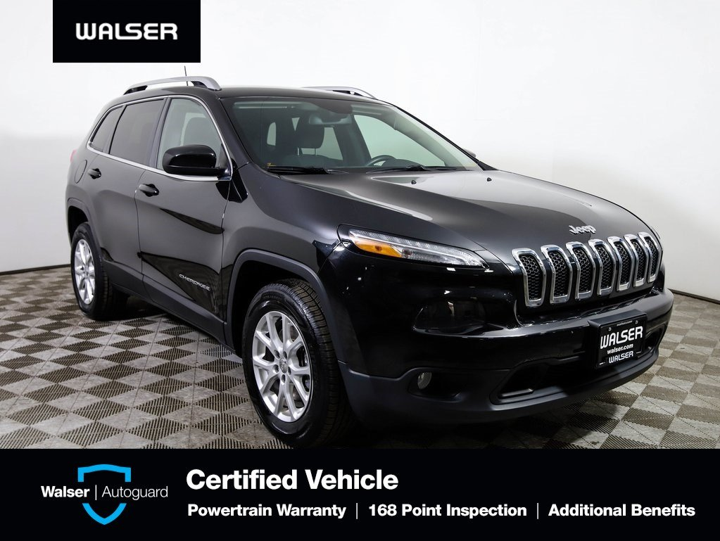 Pre Owned 2016 Jeep Cherokee 75th Anniversary