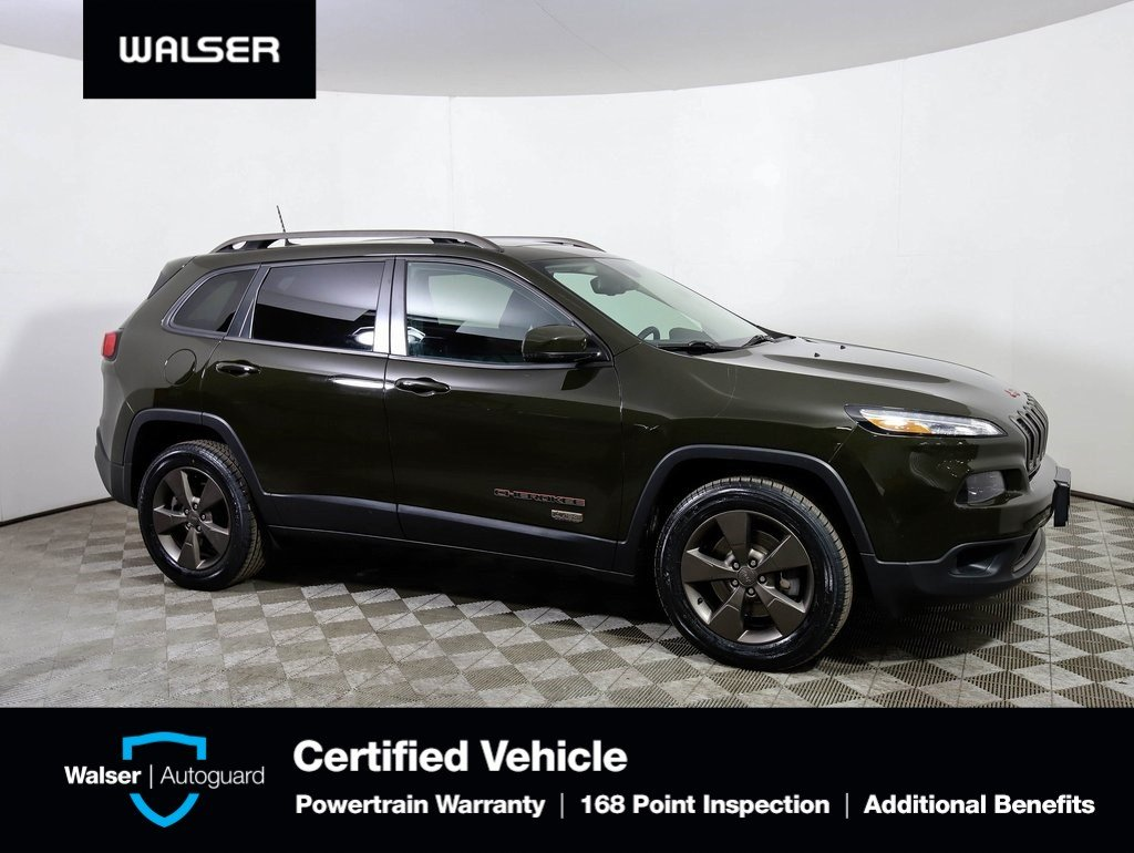 Pre-Owned 2016 Jeep Cherokee 75TH ANNIVERS 4WD