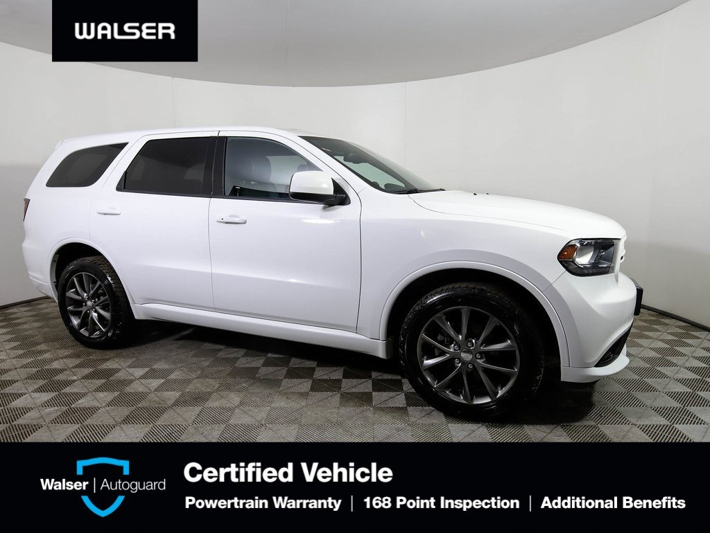 Pre-Owned 2015 Dodge Durango RALLYE EDITION 4WD