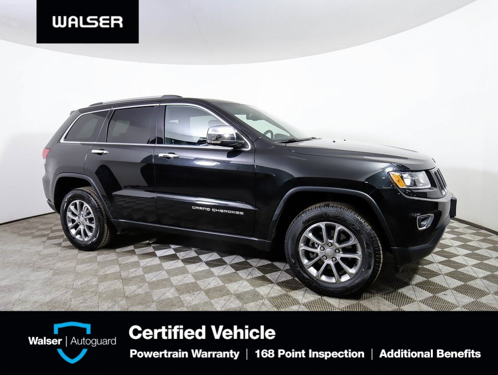 Pre-Owned 2016 Jeep Grand Cherokee