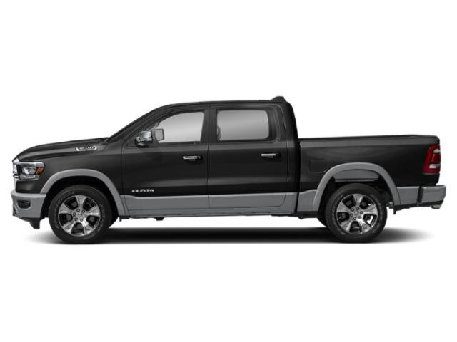 New 2019 Ram 1500 RAM 1500 LARAMIE CREW CAB 4X4 (144.5 IN WB 5 FT 7 IN BOX) With Navigation & 4WD