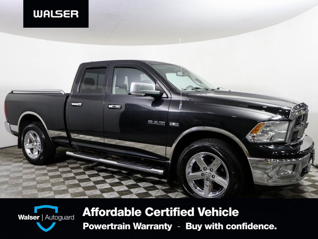Pre-Owned 2010 Dodge Ram 1500 SLT w/ Big Horn Regional Package