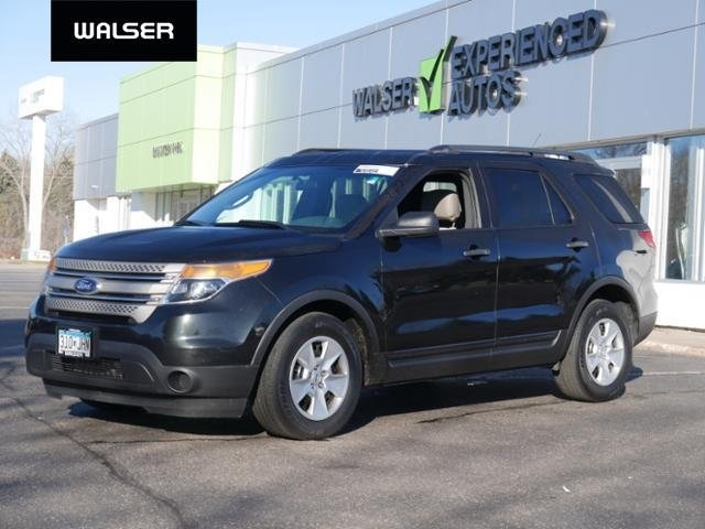 Pre-Owned 2013 Ford Explorer Base