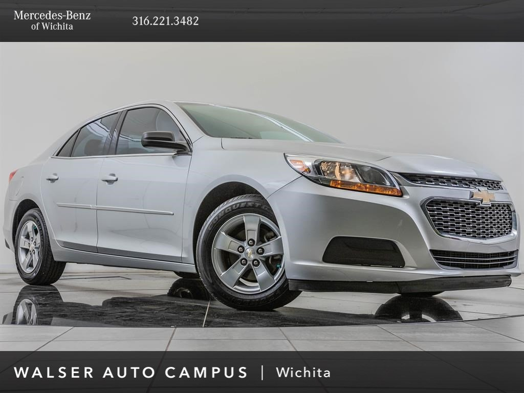 Pre-Owned 2015 Chevrolet Malibu LS, Local Car