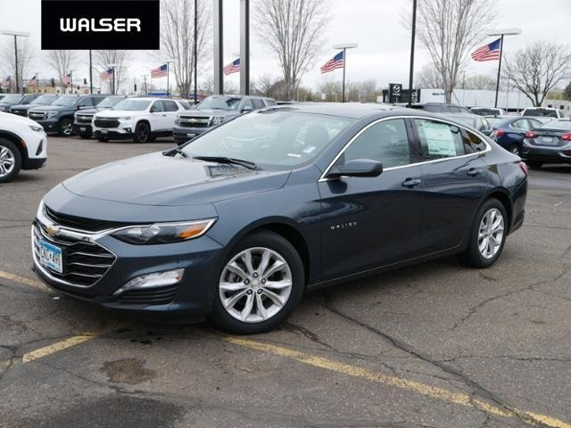 New 2019 Chevrolet Malibu LT FWD