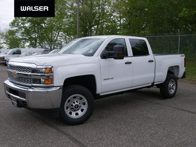 New 2019 Chevrolet Silverado 3500HD Work Truck 4WD