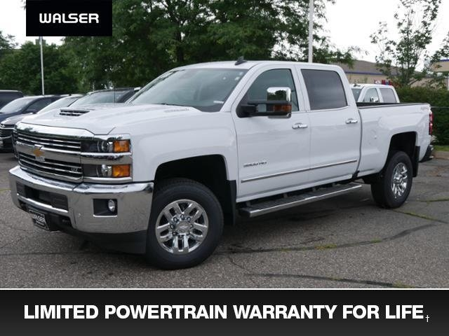 New 2018 Chevrolet Silverado 3500hd Ltz