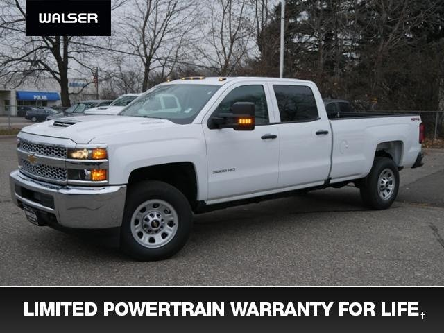 New 2019 Chevrolet Silverado 3500hd Work Truck Crew Cab Pickup In
