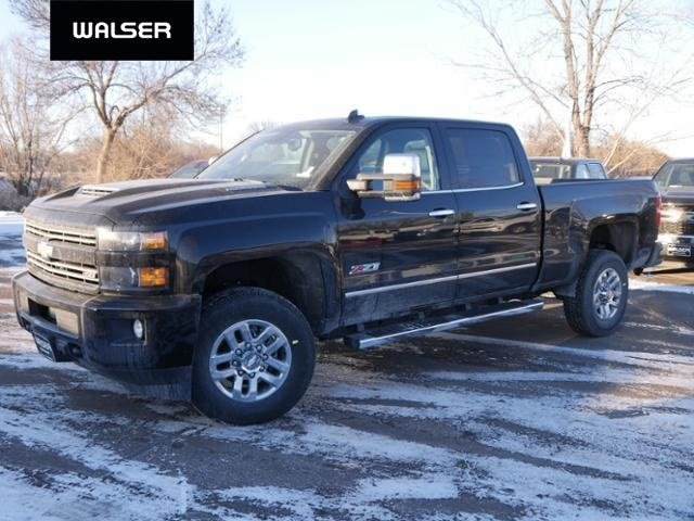 260f1b2f3d New 2019 Chevrolet Silverado 3500HD LTZ Crew Cab Pickup in  22AC502N ...