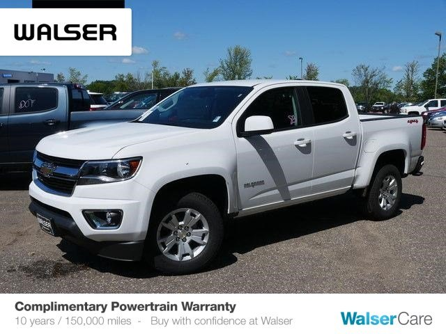 2020 Chevrolet Colorado 4WD Crew Cab 128
