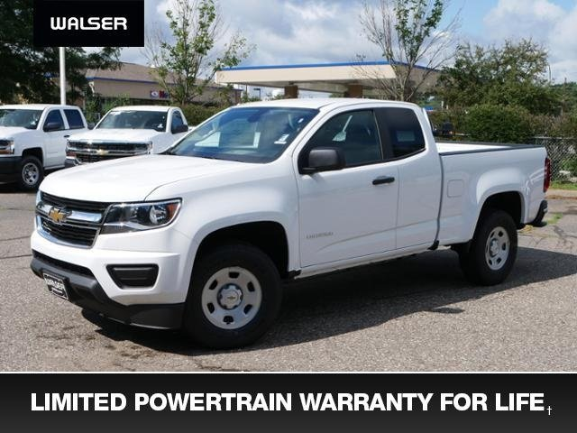 New 2019 Chevrolet Colorado 2WD Base RWD Extended Cab Pickup