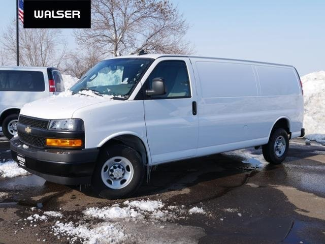 36d448c2ae27 New 2018 Chevrolet Express Cargo Van CARGO Full-size Cargo Van in ...