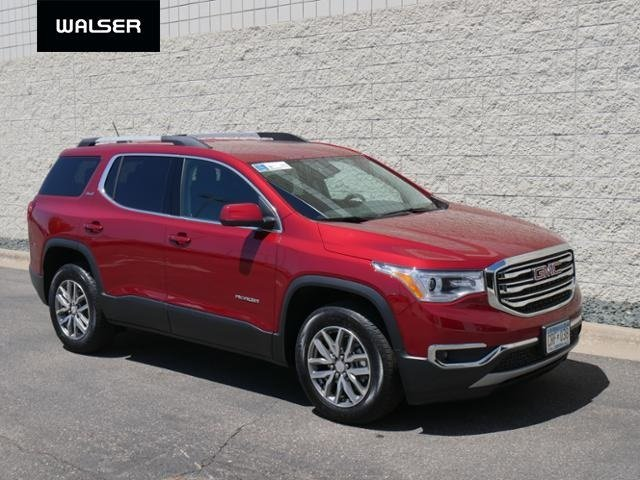 New 2019 GMC Acadia SLE AWD