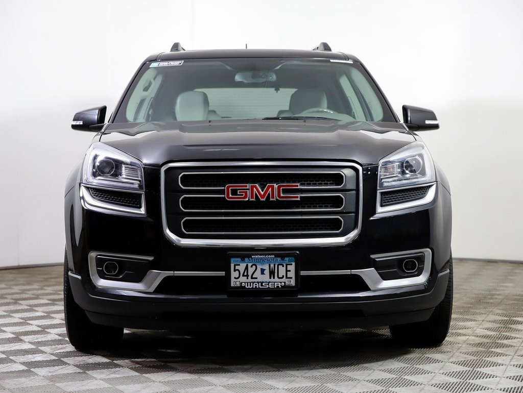 Pre-Owned 2014 GMC Acadia SLT-2 AWD With Navigation & AWD