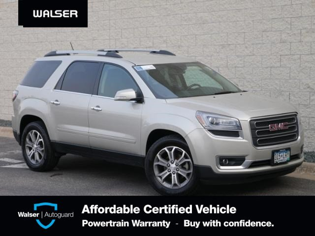 Pre-Owned 2013 GMC Acadia SLT-2 With Navigation & AWD