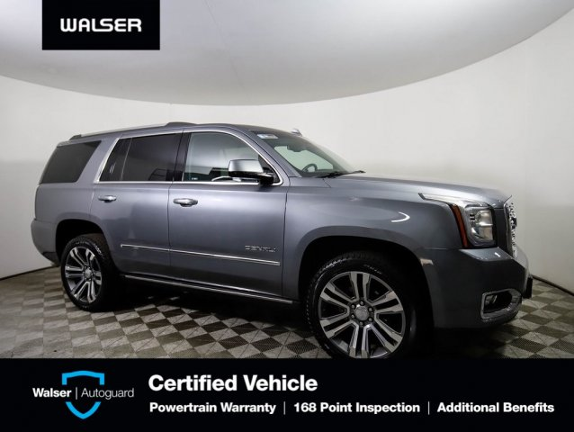 Pre-Owned 2018 GMC Yukon Denali w/ Ultimate Package