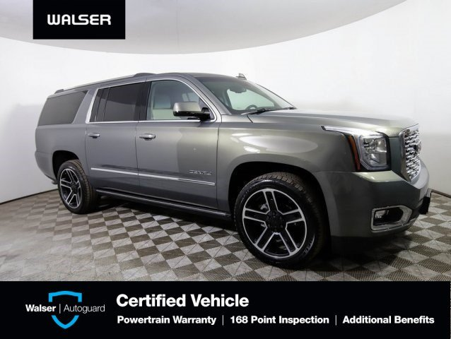 Pre-Owned 2018 GMC Yukon XL DENALI ULTIMATE