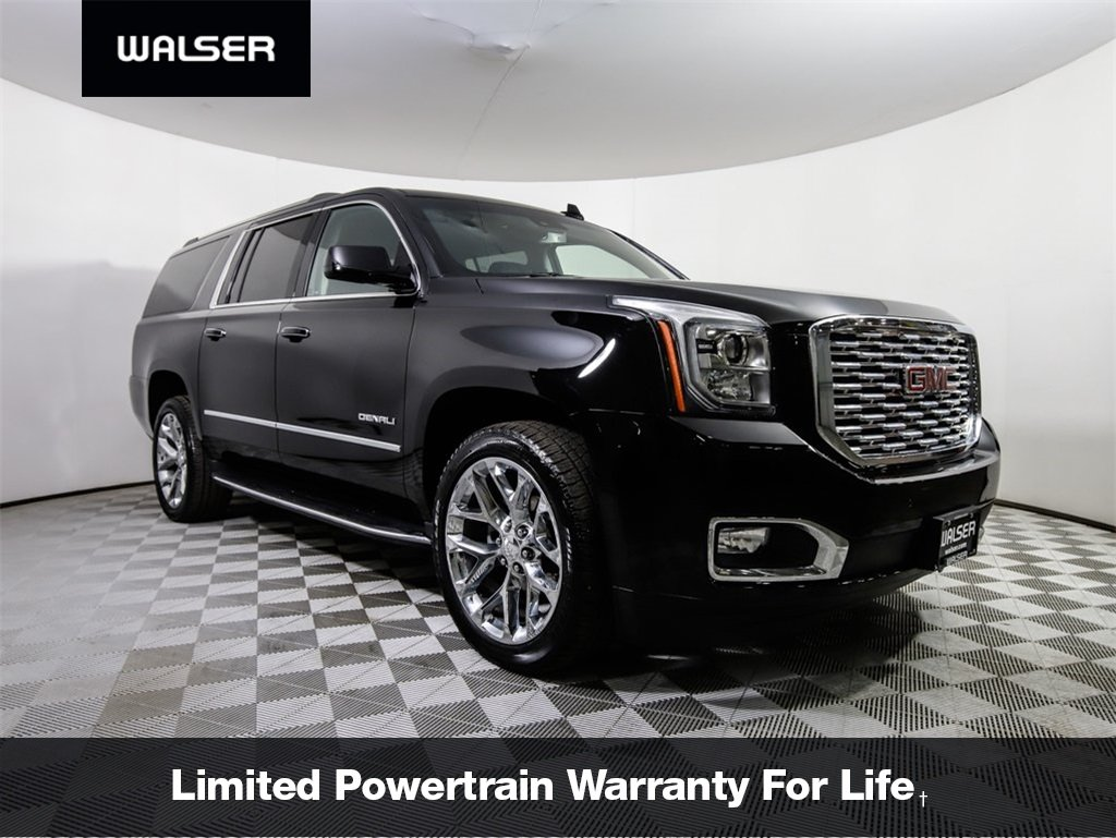 Pre Owned 2018 Gmc Yukon Xl Denali 4wd Nav Dvd Buckets 22 S Adaptive