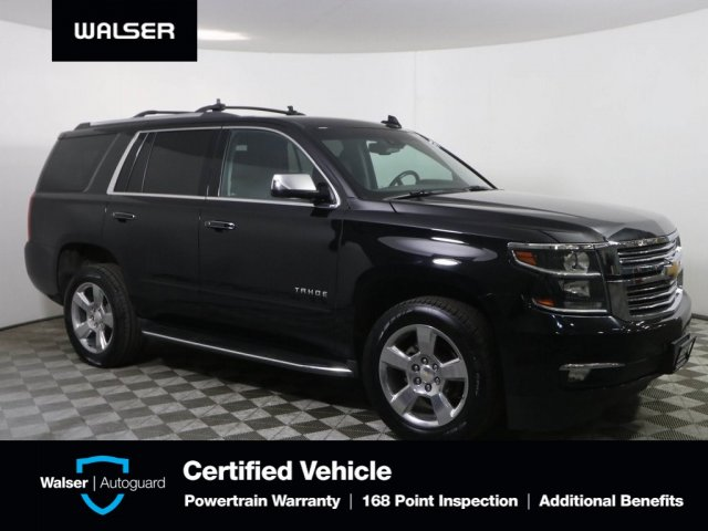 Pre-Owned 2018 Chevrolet Tahoe Premier AWD