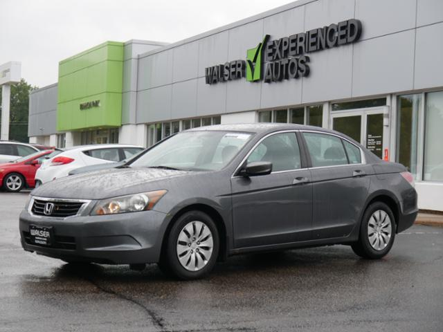 Pre-Owned 2008 Honda Accord Sdn LX