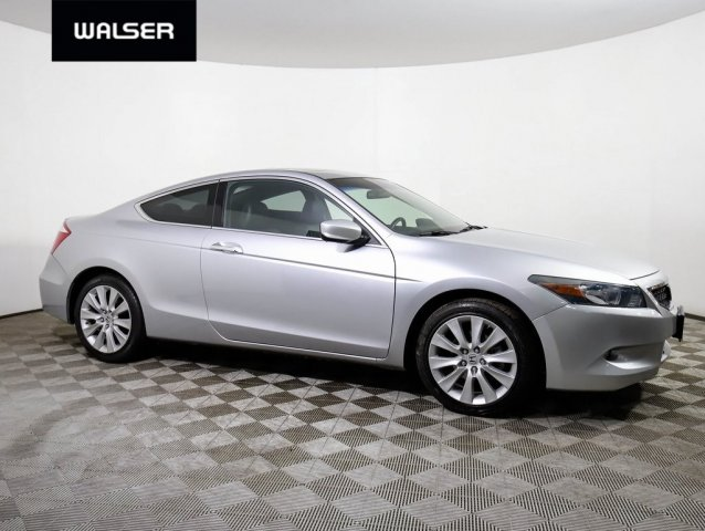 Pre-Owned 2010 Honda Accord EX-L V6 M/T COUPE