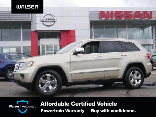 Pre-Owned 2011 Jeep Grand Cherokee LIMITED RWD HTD LEATHER PANO MOON NAV CALI JEEP!