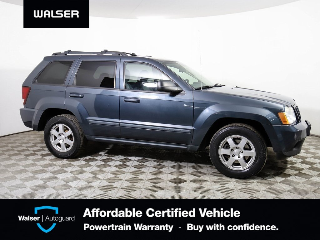Pre-Owned 2008 Jeep Grand Cherokee Laredo 4WD