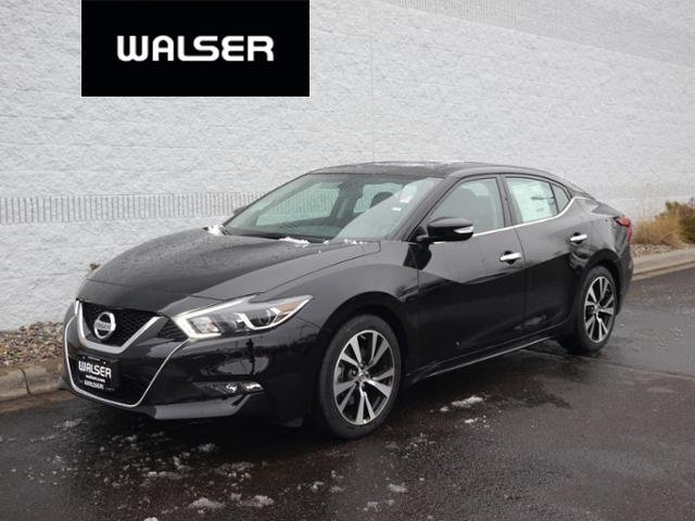 New 2018 Nissan Maxima 3.5 SL FWD 4dr Car