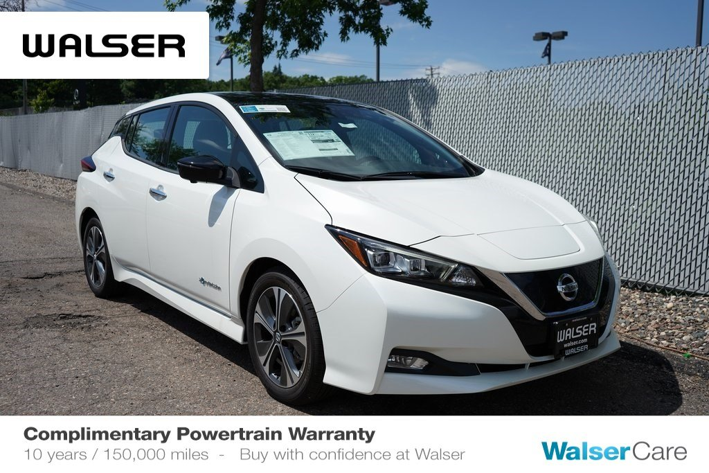 2019 Nissan Leaf SL Hatchback *Ltd Avail*