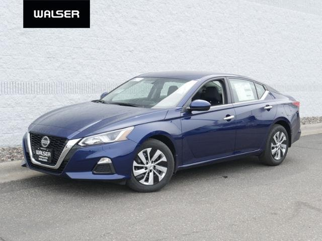 New 2019 Nissan Altima 2.5 S AWD 4dr Car