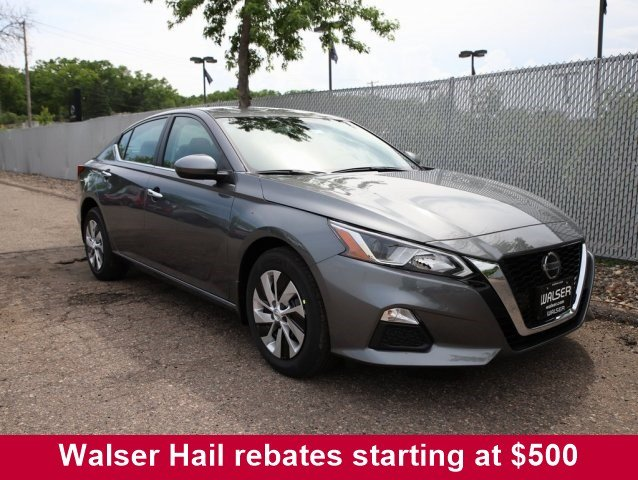 New 2019 Nissan Altima 2.5 S AWD LEATHER
