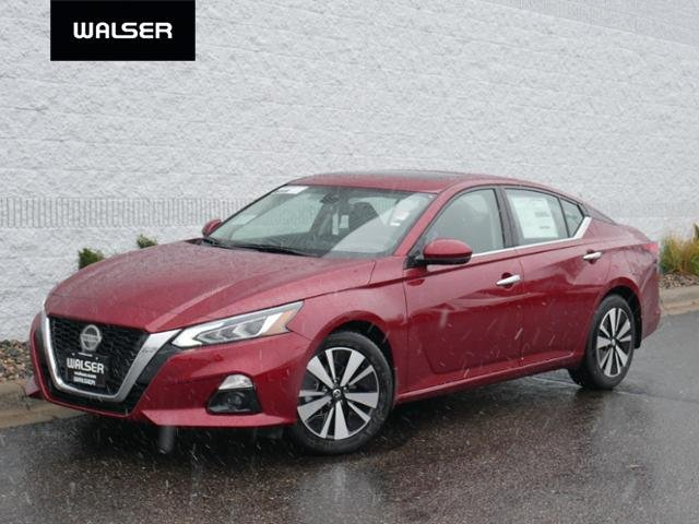 New 2019 Nissan Altima 2.5 SV FWD