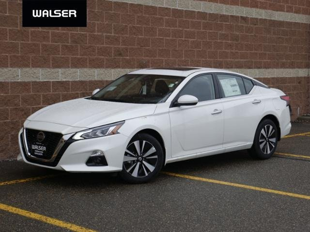 New 2019 Nissan Altima 2 5 Sv Awd