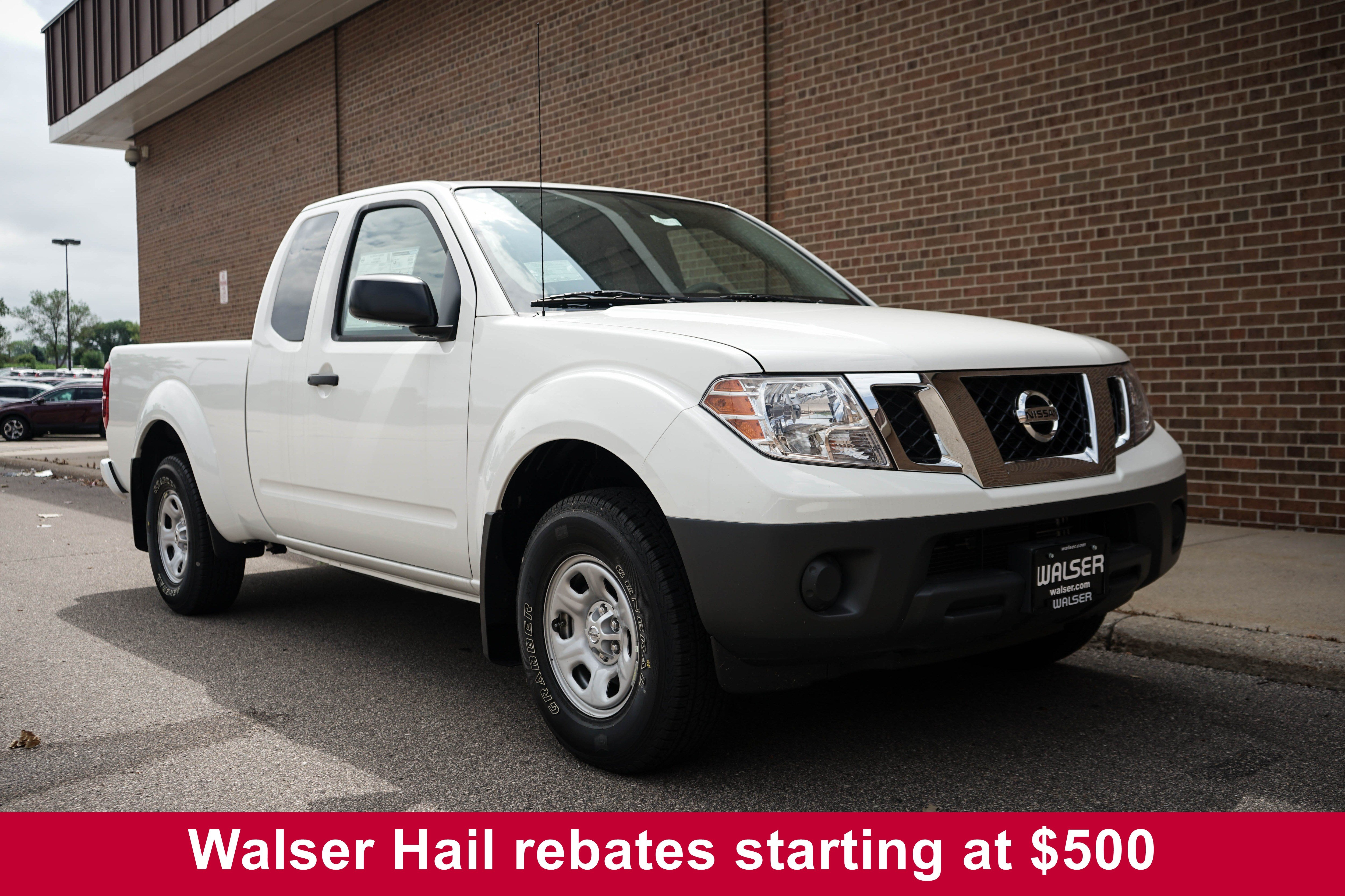 New 2019 Nissan Frontier S 4X2 I-4 RWD