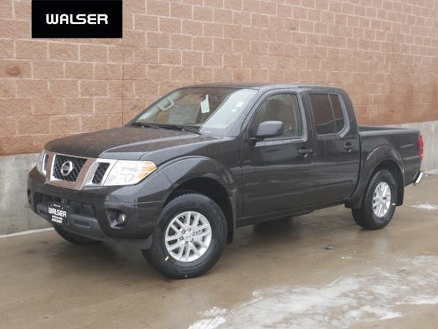 New 2019 Nissan Frontier SV 4X4 VALUE PKG Crew Cab Pickup