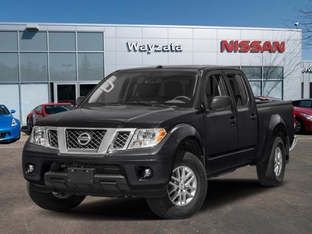 New 2018 Nissan Frontier SV 4WD