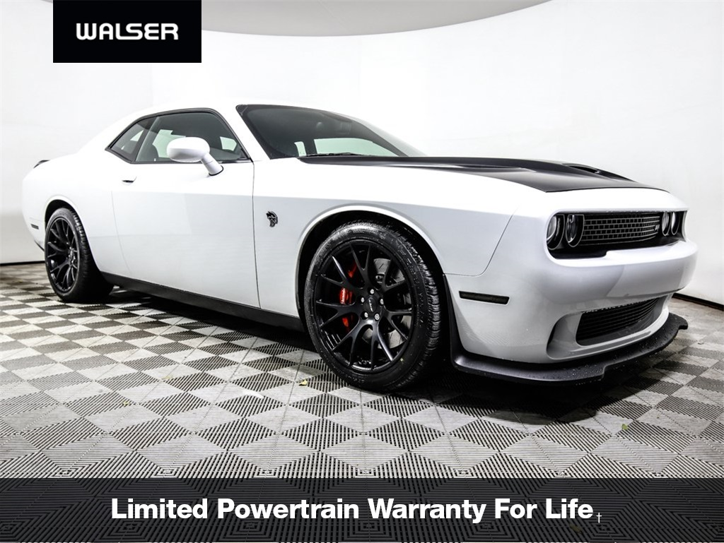 Pre Owned 2016 Dodge Challenger Srt Hellcat