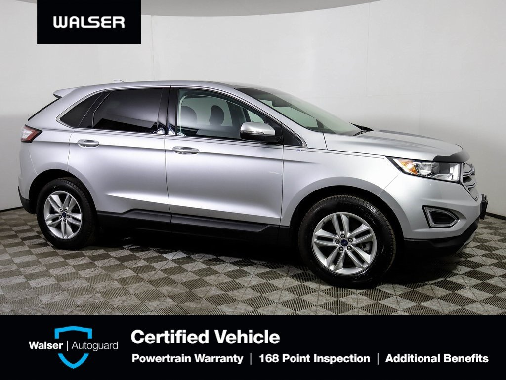 Pre-Owned 2016 Ford Edge SEL BACK UP CAM