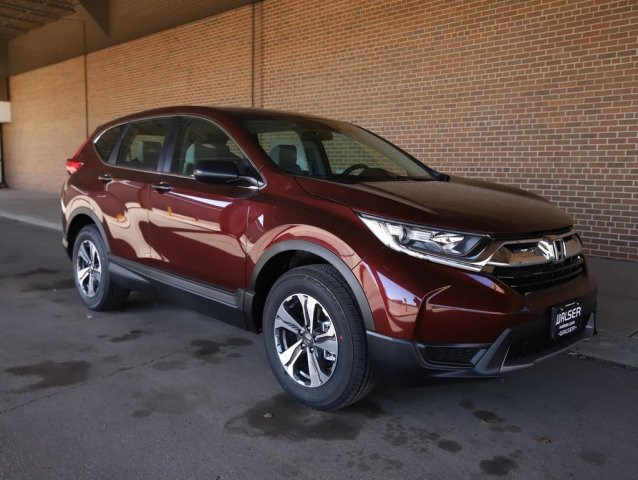 New 2019 Honda CR-V AWD LX