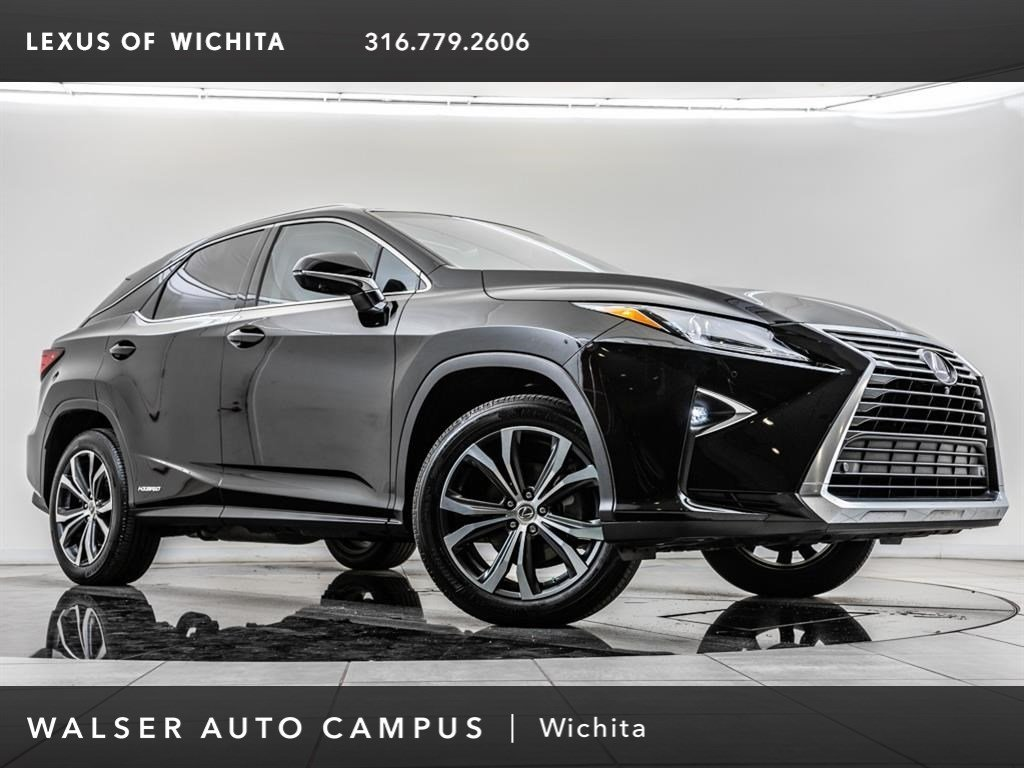 Pre-Owned 2017 Lexus RX AWD, Navigation, Hybrid