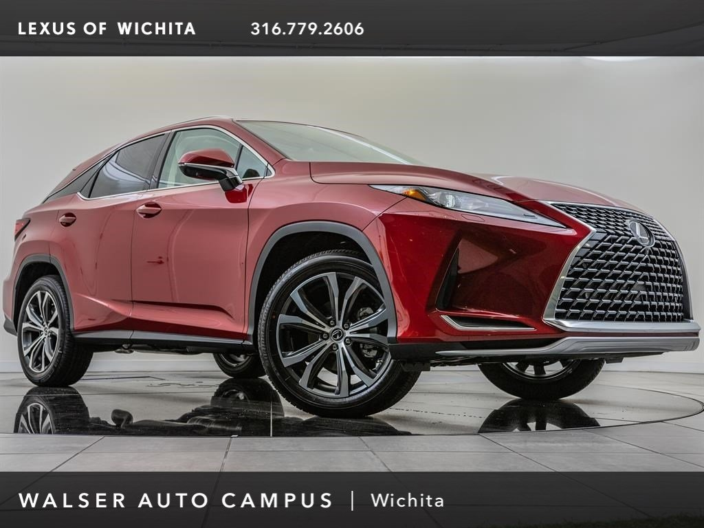 New Lexus Rx >> New 2020 Lexus Rx 350 With Navigation Awd