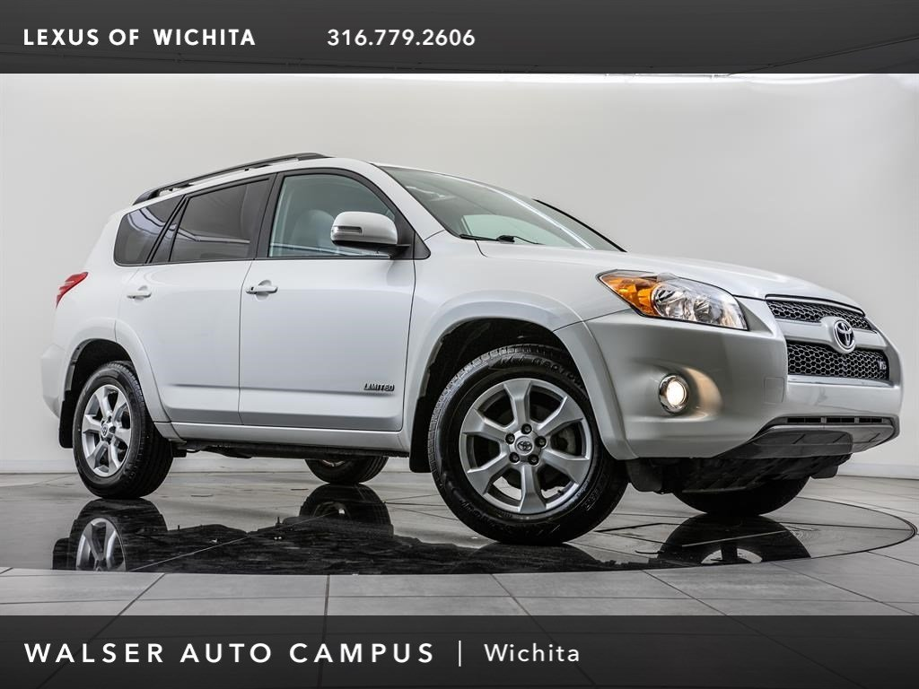 Pre Owned 2010 Toyota Rav4 Limited Moonroof Jbl Audio Htd Sts